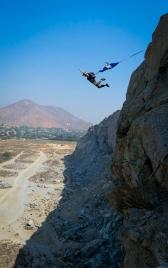 Short PCA BASE jump