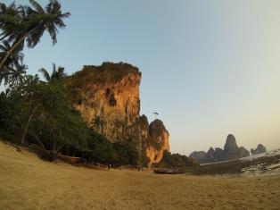 Thailand Cliff Epicness