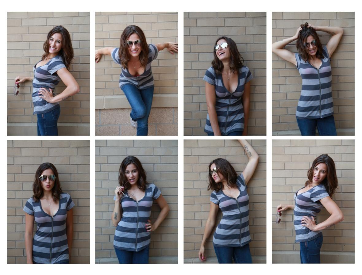 Clair Marie, fun shoot