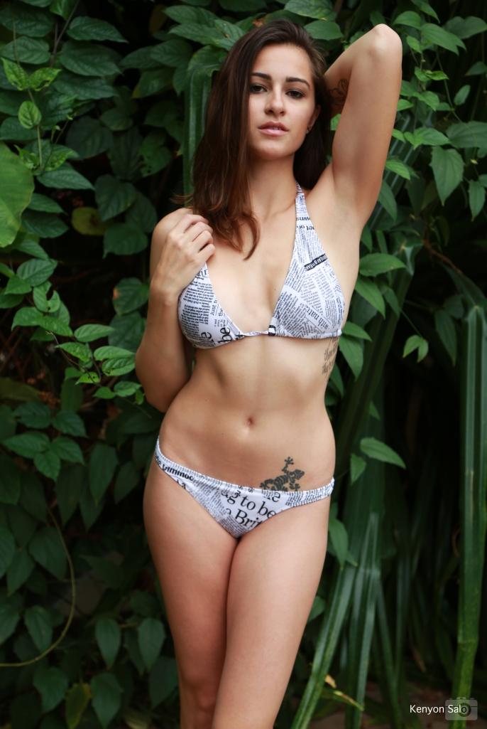 Clair Marie BASE girl bikini  Kaikini 1